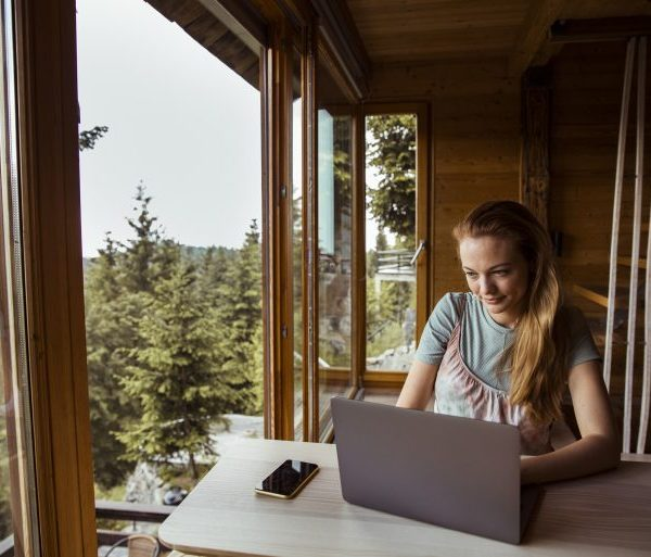 The pandemic has changed how some people work, allowing remote employees to take workcations and business travelers to spend less time on the road.