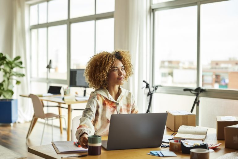 If you've been considering self-employment, there may be no better time to try it.