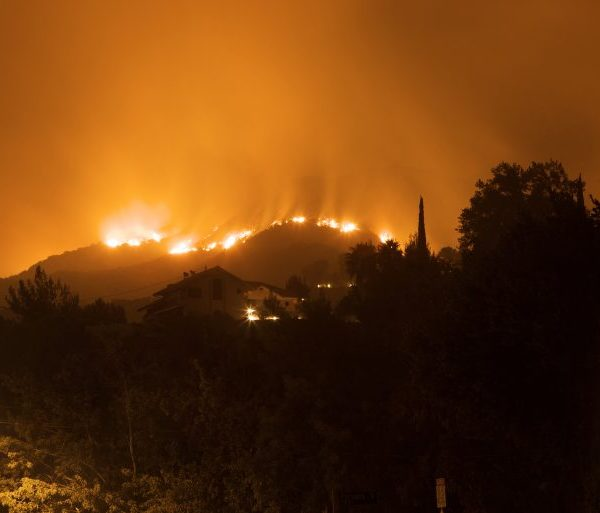Your homeowners insurance may pay for hotels and food while your home is being repaired after a wildfire.