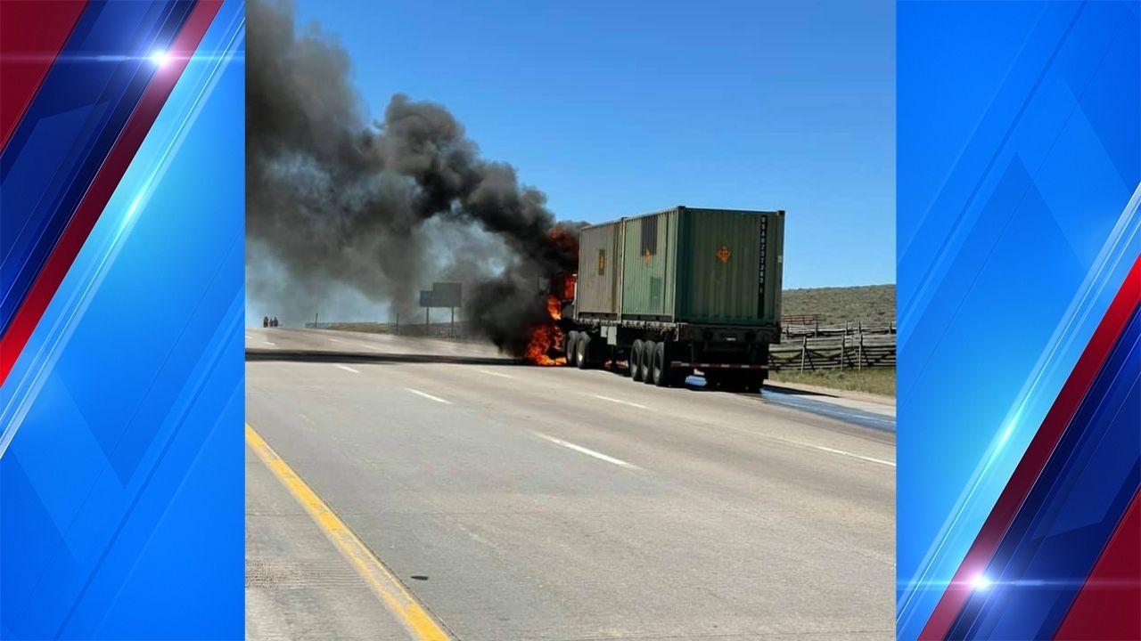 Courtesy: Uinta County Fire and Ambulance