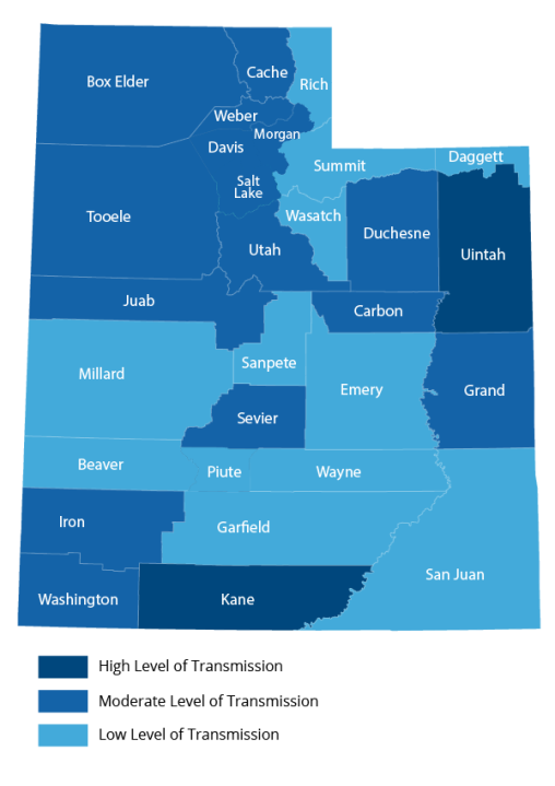This image has an empty alt attribute; its file name is Utah_Counties_6-24.png