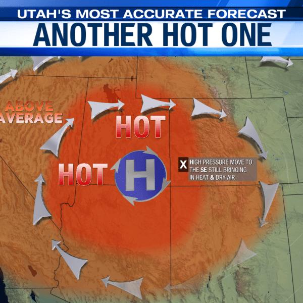 Utah heat