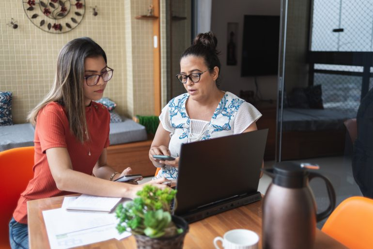 Being a co-signer can make it harder for you to qualify for credit, because that debt is considered yours and creditors could see you as overextended.