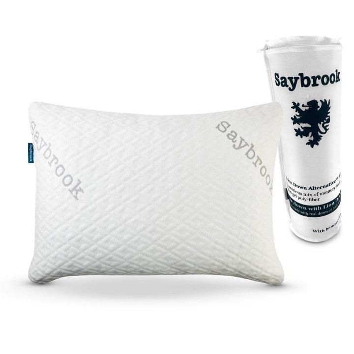 Saybrook adjustable pillow