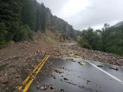UPDATE: Big Cottonwood Canyon closed, officials worried about flooding