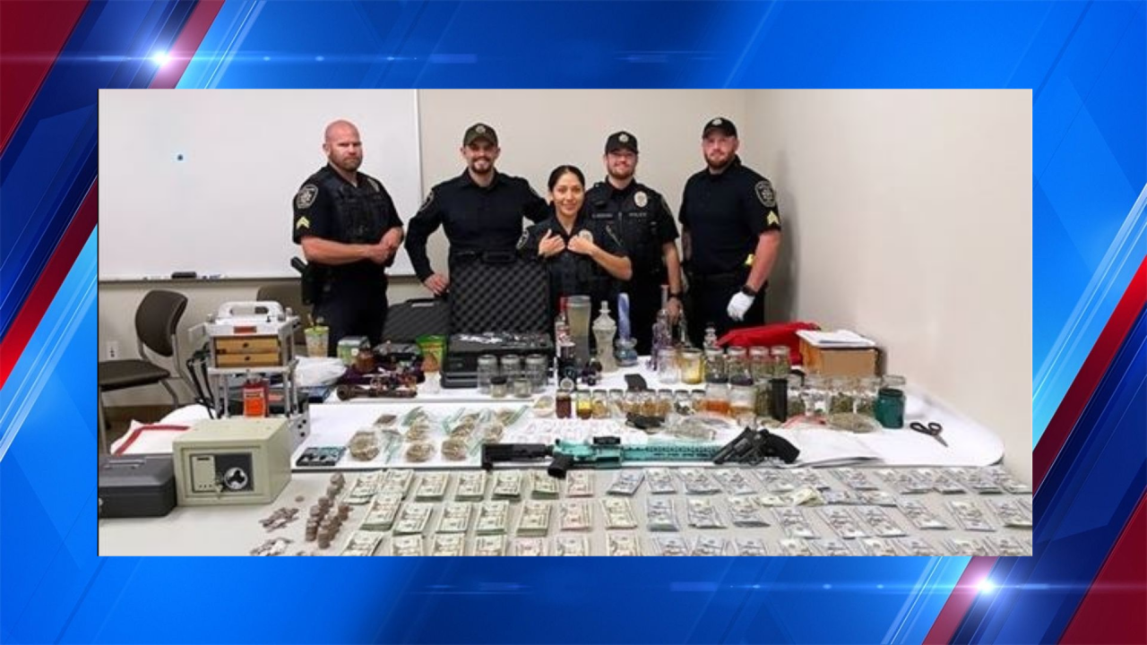 Police discover Springville drug operation thanks to missing cell phone tracker