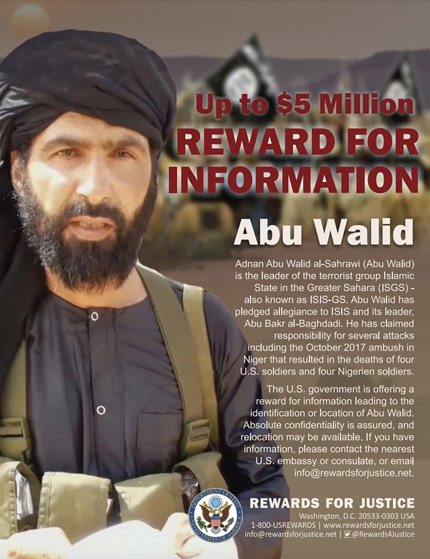 Adnan Abu Walid al-Sahrawi