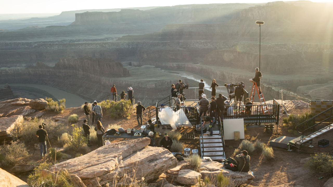 'That was filmed in Utah!': What makes the state so distinguished in Hollywood films and tv