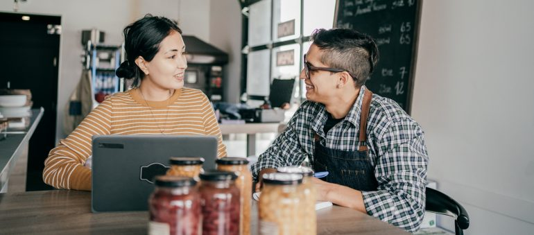 Running a business can be inherently stressful for small-business owners; but there are ways to ease anxiety.
