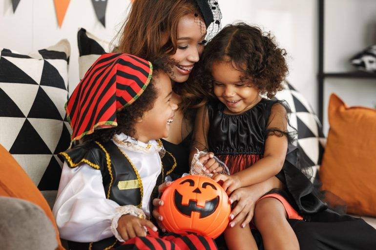 As Halloween approaches, look for deeper discounts on costumes.